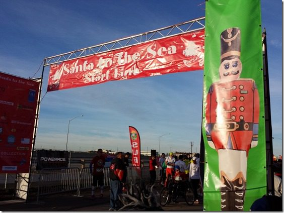 santa to the sea start line (800x600)