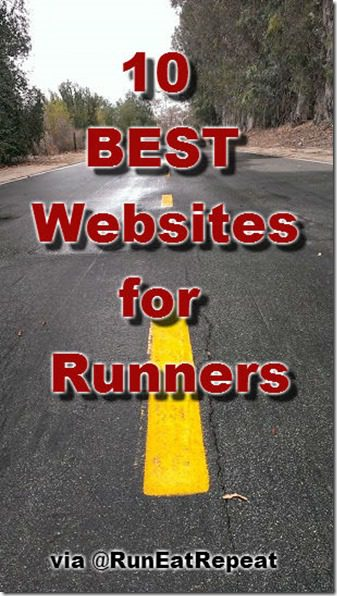10 best websites for runners