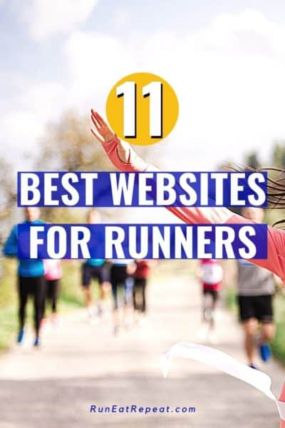 11 best websites for runners