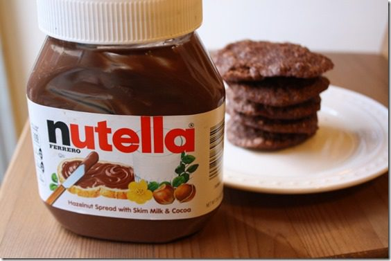 IMG 4343 800x533 thumb The Easiest Nutella Cookie Recipe of Your Life