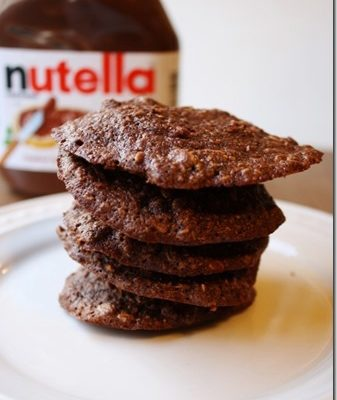 The Easiest Nutella Cookie Recipe of Your Life