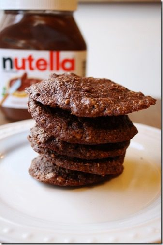 IMG 4347 533x800 thumb The Easiest Nutella Cookie Recipe of Your Life