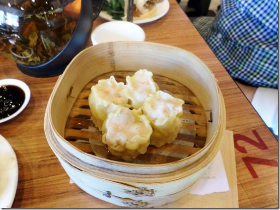 food blogger dim sum in china dumplings