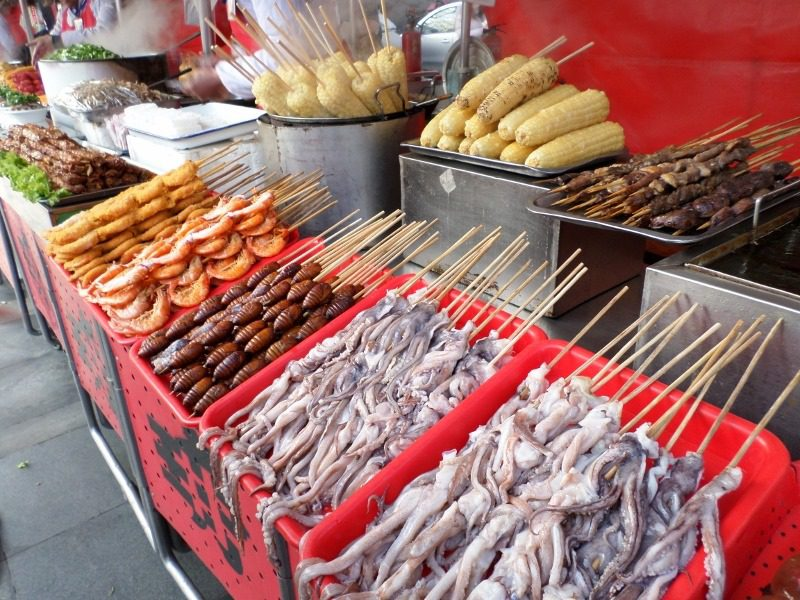 Beijing Street Food Recipes