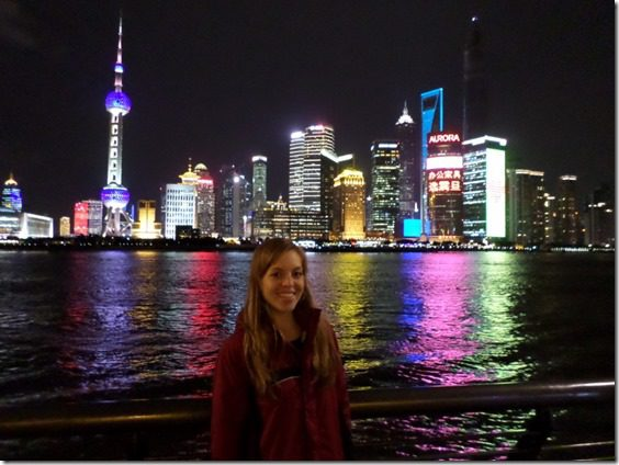shanghair waterfront travel blog from china