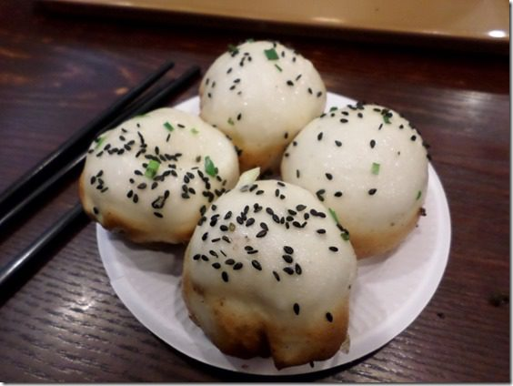 meat filled buns in china food blog