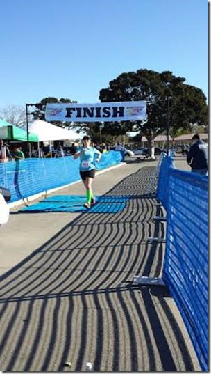camarillo marthon finish line 246x437 thumb Camarillo Marathon Results and Recap