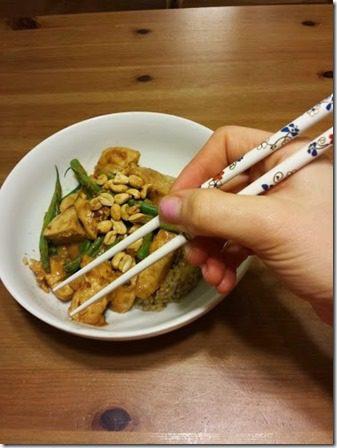 chicken peanut sauce stir fry (376x502)