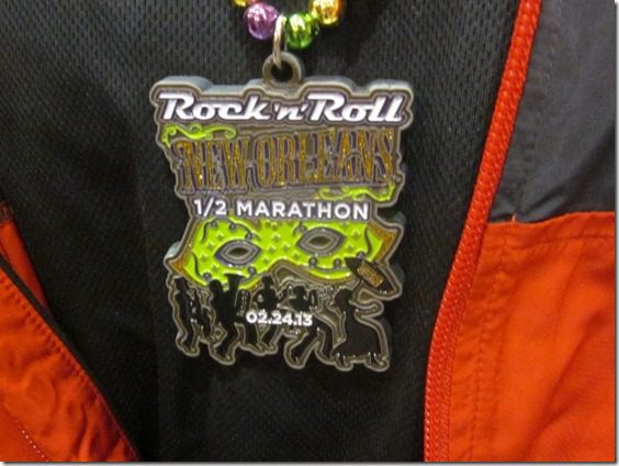 rock n roll new orleans medal