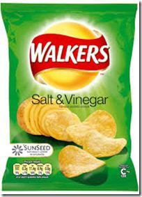 salt and vinegar crisps thumb Marathon Discounts and Desert Runners Movie with Sam Gash Interview