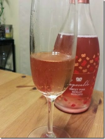 sweet pink wine 376x502 thumb Scenes from Saturday