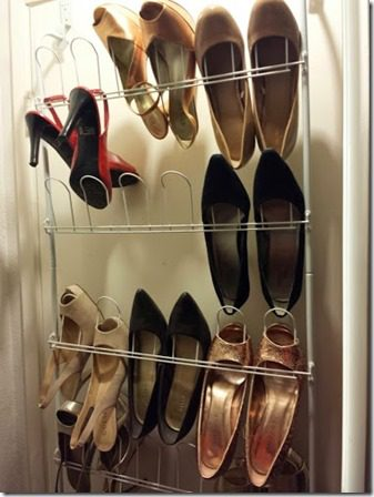 too many high heels 376x502 thumb Sunday Set Up–Closet Clean Out