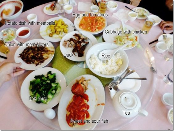 what I ate in china travel blog  thumb Eating Vegetarian in China or Rather Not