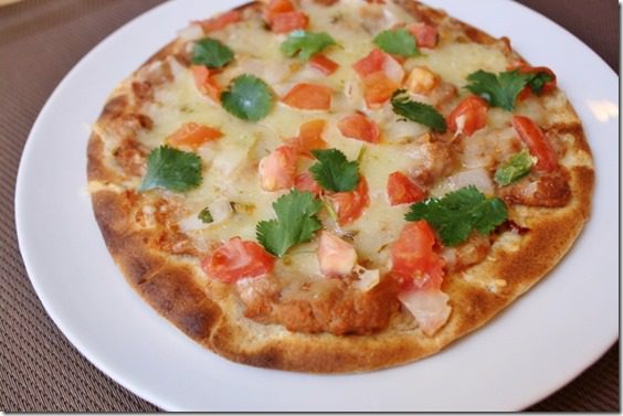 meatless monday mexican pizza recipe