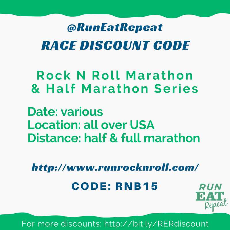 RocknRoll Marathon Series Coupon Codes go to rburbeltoddrick.ga Save $10 on one open Rock n Roll Marathon or Half Marathon event. Or one open event from January until August 25th Save $10 on one open more. Show Deal. soon 0 0. $ OFF. CODE.