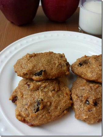 apple peanut butter cookies (376x502)