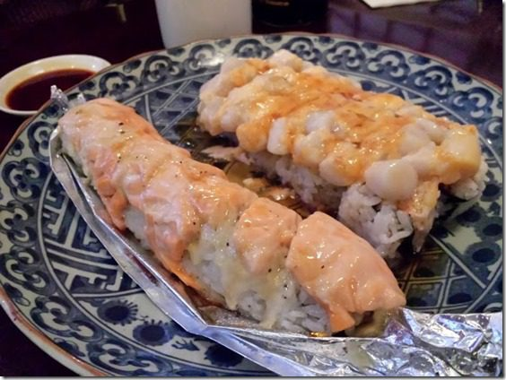 baked salmon roll 669x502 thumb The Best DIET News for the Weekend