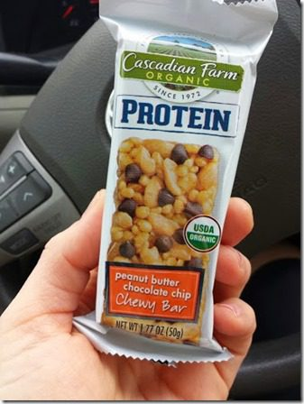 cascadian farm protein bar 376x502 thumb Cascadian Farm Protein Bar Giveaway