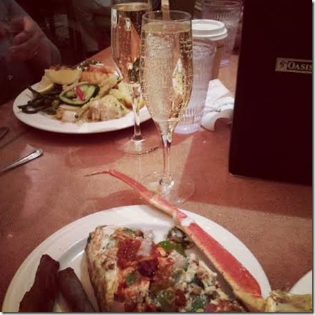 champagne brunch after palm sprins half marathon recap (438x438)