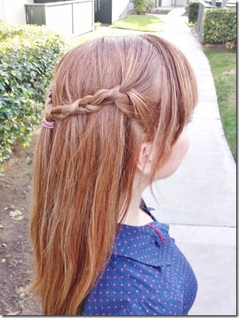 hair braid blog 600x800 thumb1 Cinnamon Raisin Protein Pancakes and Chocolate Milk Dreams…