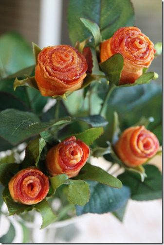 how to make bacon roses thumb Friday Favorites–Valentine's Day
