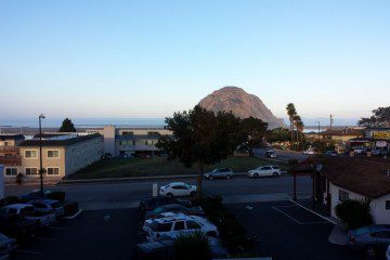Morning Walk and Breakfast in Morro Bay