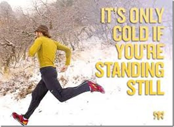 motivation for running in winter