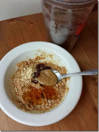 oatmeal with all the toppings 376x502 thumb Clover Compression Socks Coupon Code
