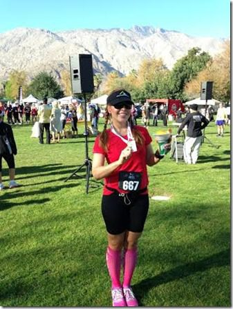 palm springs half marathon recap new balance 328x438 thumb Palm Springs Half Marathon Recap Results and Regrets