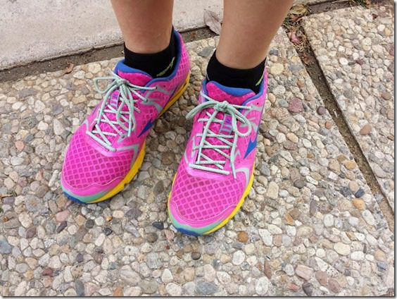 pink running shoes are the best running shoes 669x502 thumb1 RunEatRepeat March Calendar–Working in strength training to our running plan