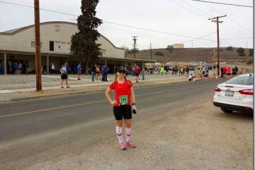 Buzz Marathon in San Miguel, CA