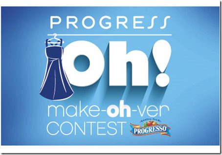 progresso makeover contest