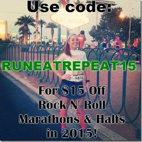 % off RocknRoll Marathon Series products + Free P&P at RocknRoll Marathon Series. 16 RocknRoll Marathon Series Christmas coupons and promo codes for Nov. Offers end soon! Save $10 on one open Rock n Roll Marathon or Half Marathon event. Or one open event from January until August 25th