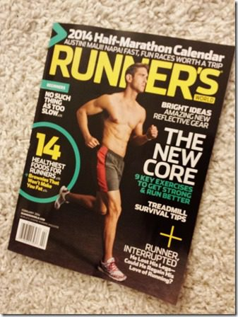 runners world february issue with runeatrepeat 800x600 thumb RER in Runner's World–Tempo Tuesday