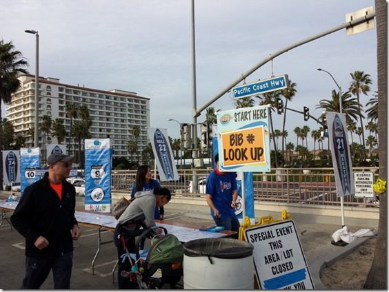 surf city marathon expo first race 800x600 thumb Surf City Marathon / Half Marathon Expo Shout outs