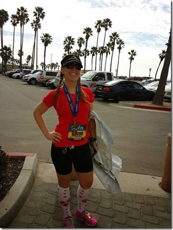 surf city marathon results and recap 376x502 thumb Surf City Marathon 2014 Results