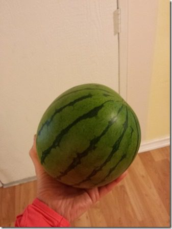 watermelon for one blog 600x800 thumb How To Run With A Bloody Knee