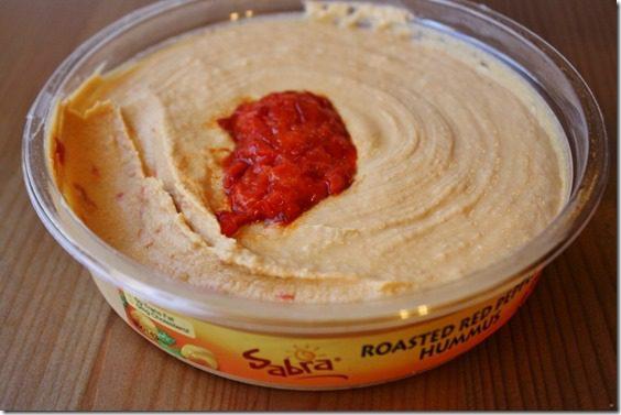 IMG 4535 800x533 thumb Twice Baked Potatoes with Sabra Hummus Recipe