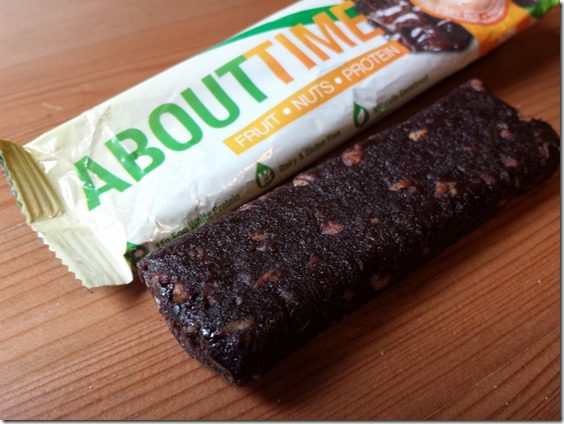 about time protein bar 800x600 thumb Top Ten New Foods from the Natural Products Expo West