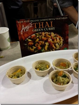 amys thai green curry 600x800 thumb Top Ten New Foods from the Natural Products Expo West