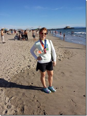 at the beach after la marathon (600x800)
