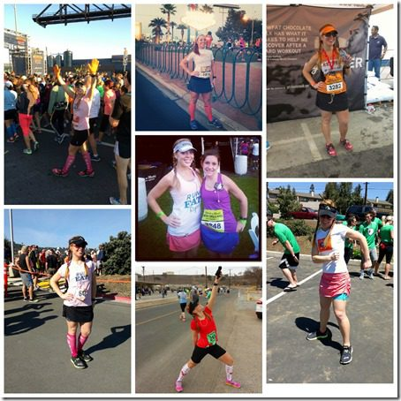 best running shorts collage thumb Friday Favorites–The BEST Running Shorts and Running Skirt to prevent chafing and thigh rub (again)