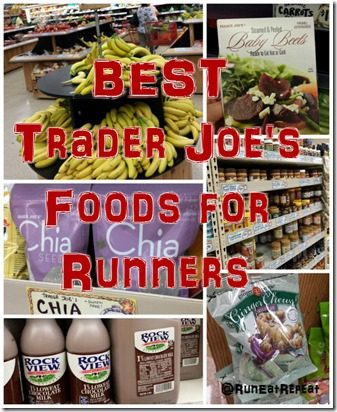 best trader joes food for runners
