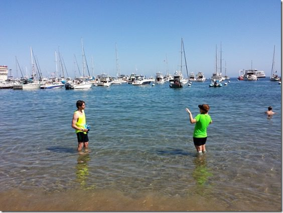 california ice bath after catalina marathon 800x600 thumb Catalina Marathon Results and Recap