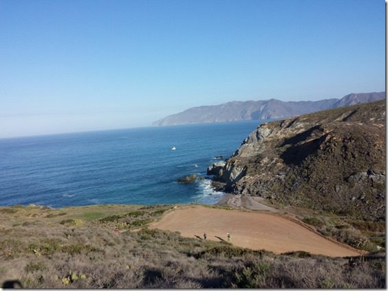 catalina marathon pacific ocrean 800x600 thumb Catalina Marathon Results and Recap