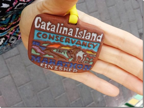 catalina medal 800x600 thumb Catalina Marathon Recap Results Video and Tequila.