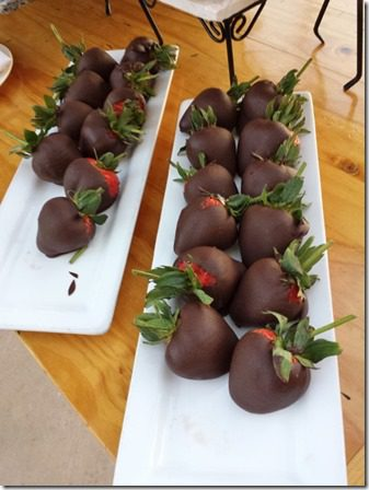chocolate covered strawberries 600x800 thumb (I'm Going to Eat) 365 Strawberries