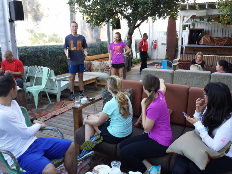 coach kastor marathon race day tips la marathon 800x600 Last Minute Tips Before the LA Marathon from Coach Kastor, Ryan Hall and Deena Kastor