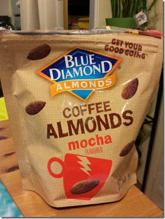 coffee almonds with cocoa 386x515 thumb Friday Favorites and Random Facts