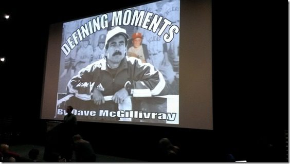 dave mcgillivray defining moments 800x450 thumb Free Entry to chat with Boston Marathon Director Dave McGillivray